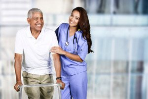 CNA Helping in home care