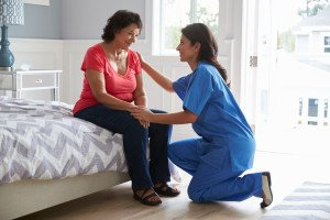 in home caregiver Dallas Forth Worth
